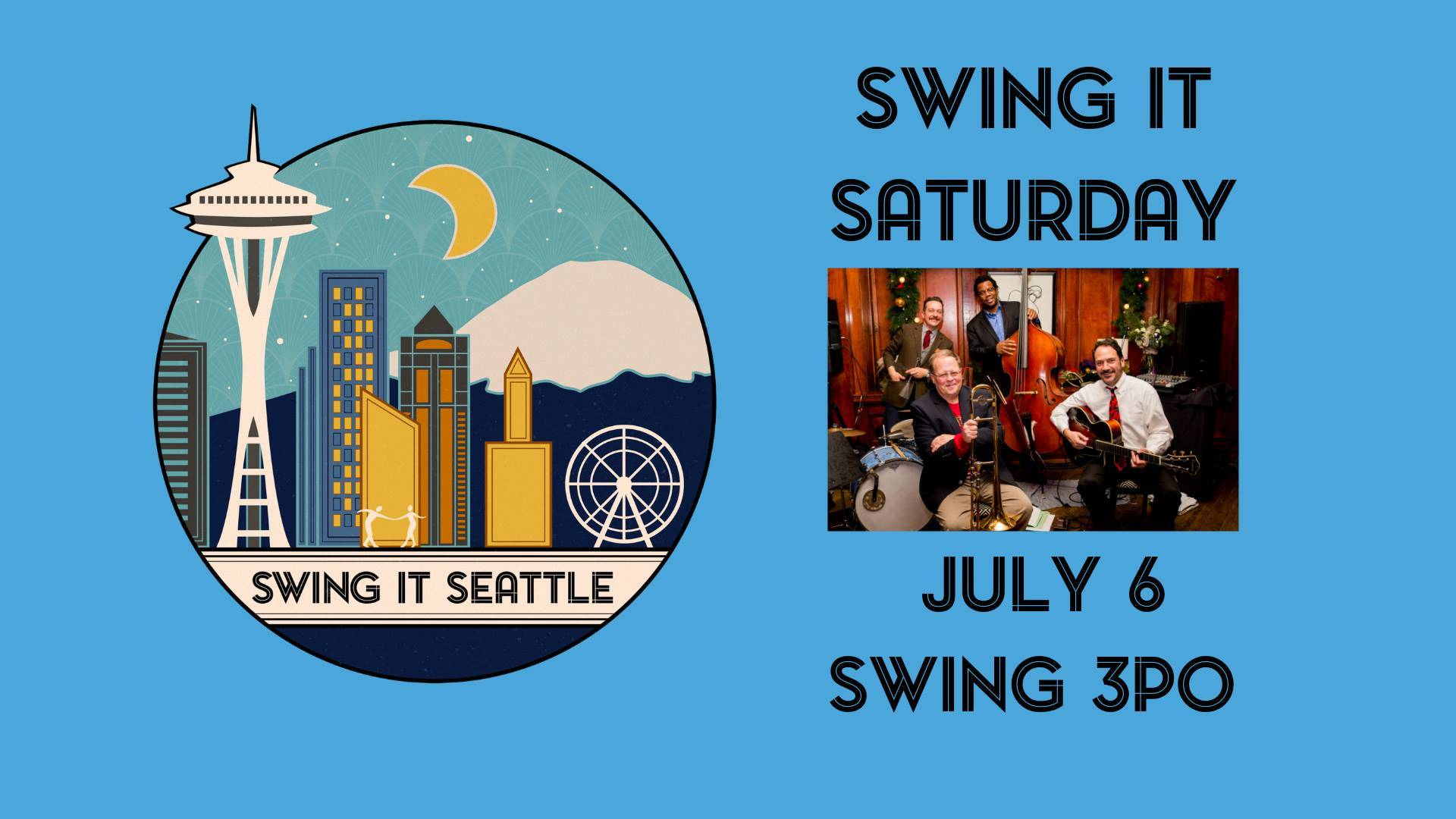 Swing It Seattle presents: