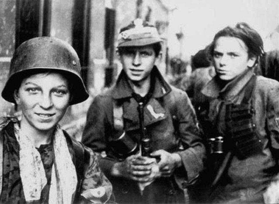 Wspomnienia z Powstania Warszawskiego