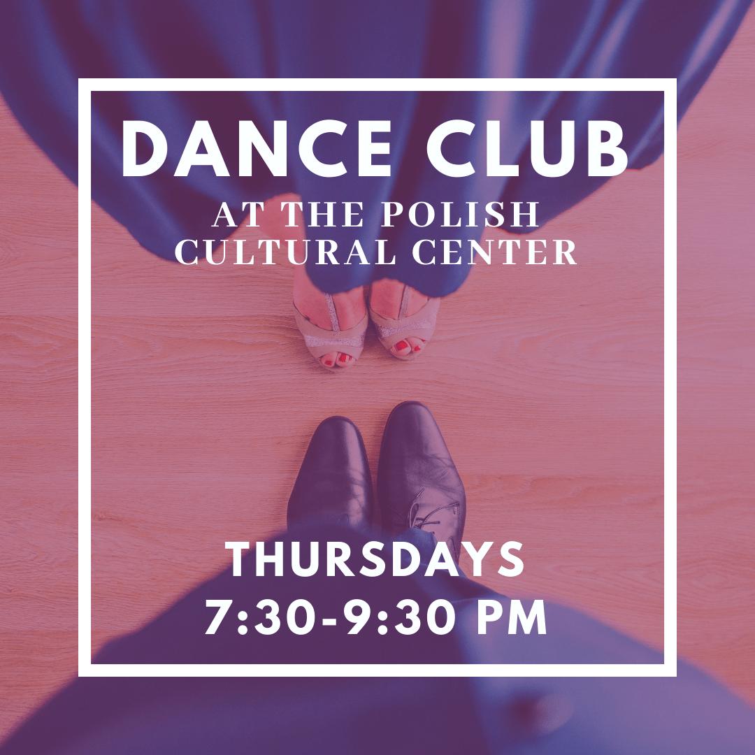 Thursday Dance Club Practice