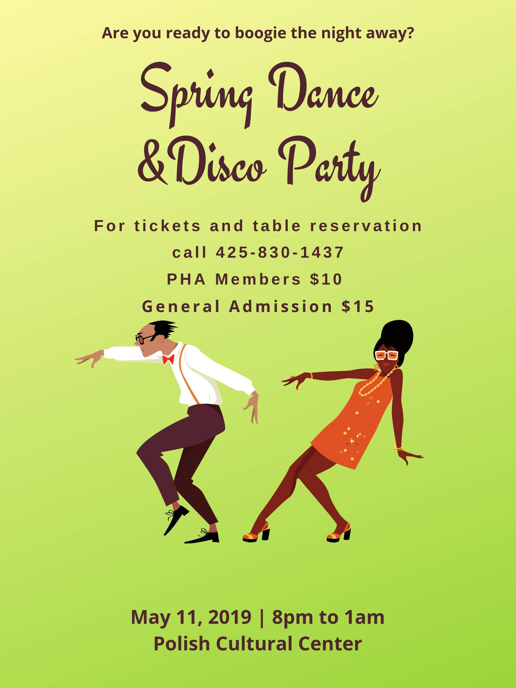 Spring Dance!