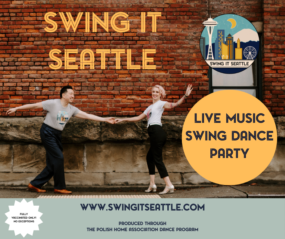 Live Music Swing Dance Party