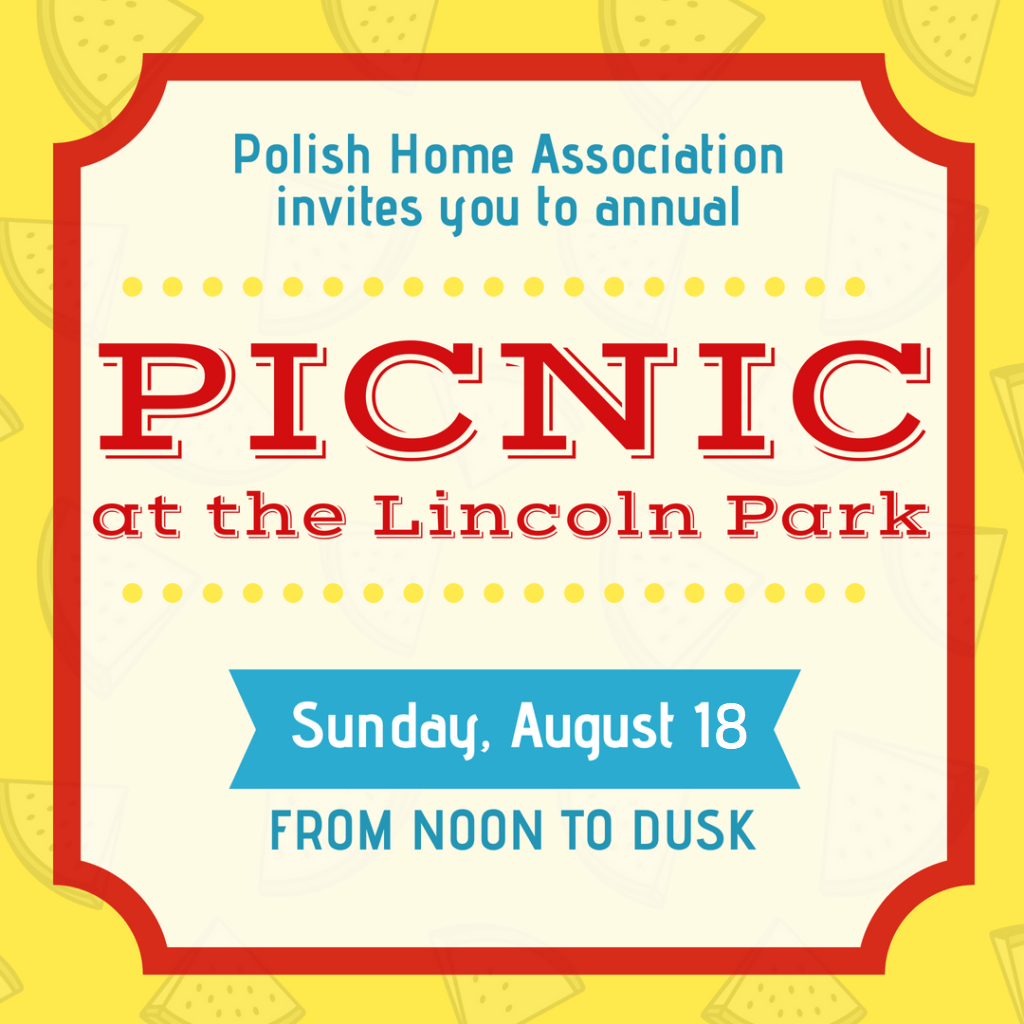 Annual Picnic at the Lincoln Park