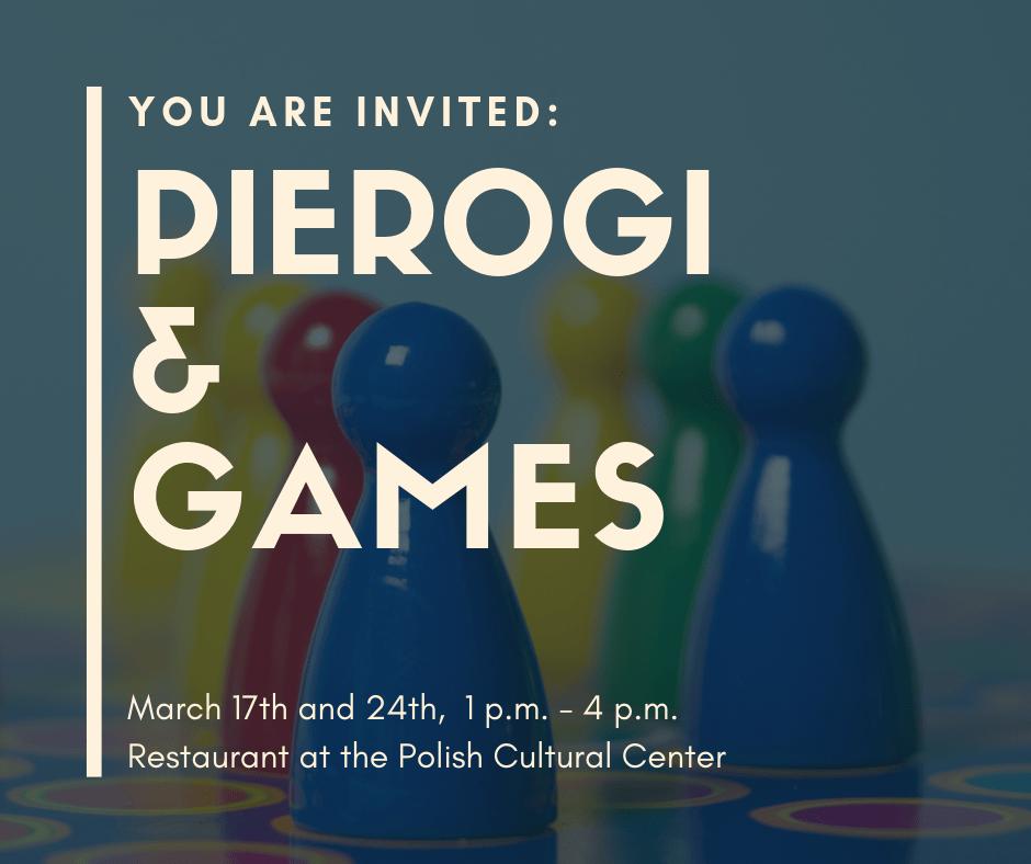 Pierogi and Games